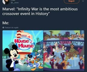 disney, funny, and Marvel image