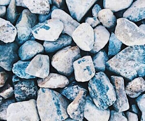 blue, rock, and fresh image