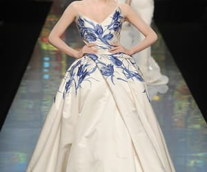 dress, Christian Dior, and dior image
