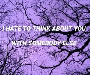 somebody else, alternative, and purple image