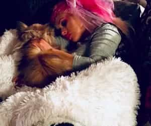 aguilera, puppy, and christina image