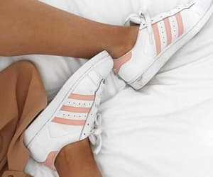 adidas, white, and cool image