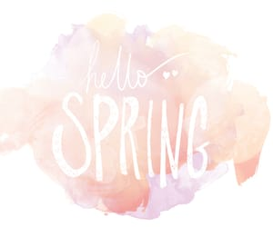 spring, lente, and hello spring image
