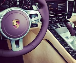 car, lux, and porsche image