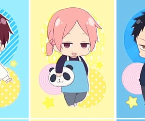 gakuen babysitters, kashima ryuuichi, and usaida yoshihito image