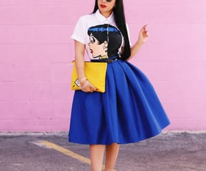 50s, chic, and fashion image