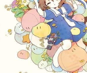 clannad, anime, and ushio image