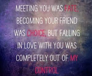choice, destino, and friend image