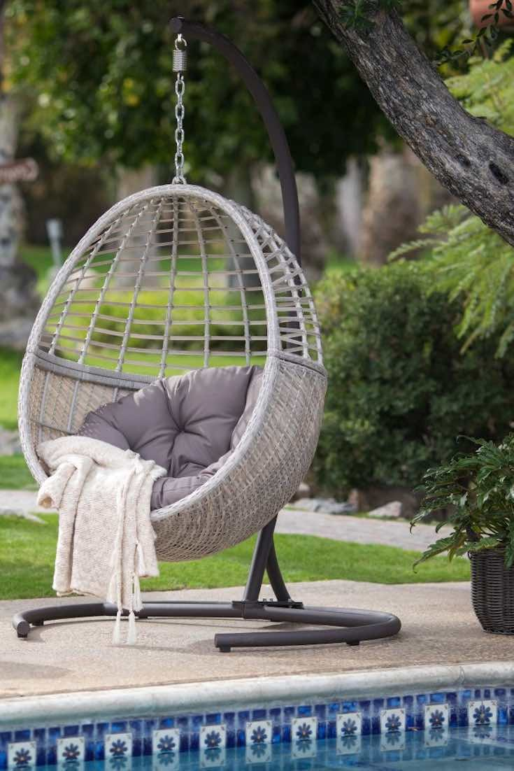 outdoor furniture, patio, and patio furniture image