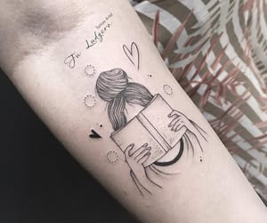 inspiration, livro, and tattoo image