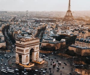 blog, paris, and vintage image