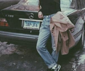 grunge, car, and aesthetic image