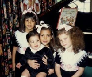 family, kim kardashian, and piano image