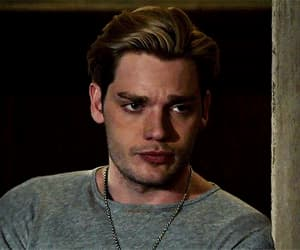 gif, dominic sherwood, and clary fray image