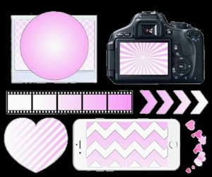 pink and overlay image