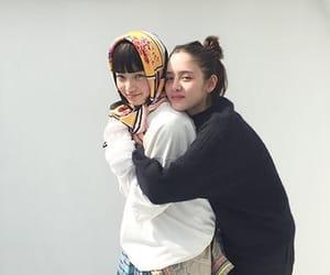 小松菜奈 and 琉花 image