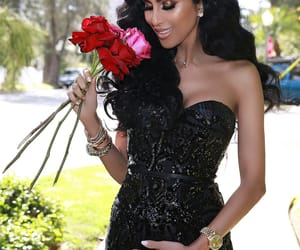 beautiful, glam, and persian image