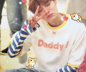 kpop, wanna one, and daehwi image