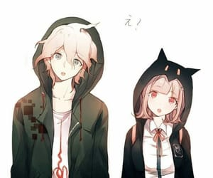 anime, danganronpa, and kawaii image
