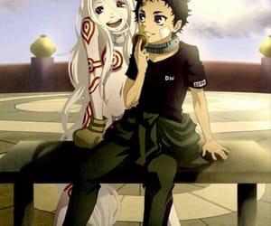 anime, shiro, and deadman wonderland image