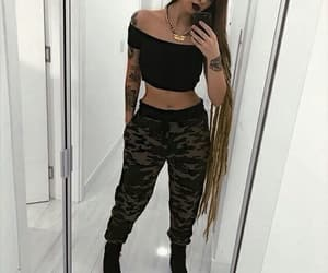 style, clothes, and girl image