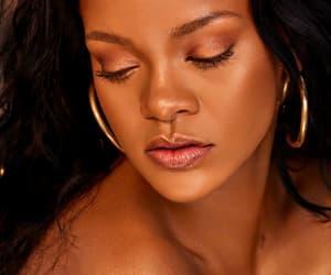 beauty, makeup, and melanin image