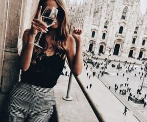 fashion, style, and travel image