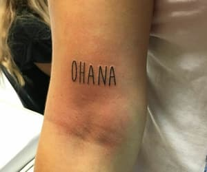 tatto, tatuaje, and ohana image