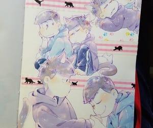 anime, incest, and purple image