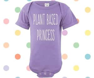 baby clothes, etsy, and vegan image