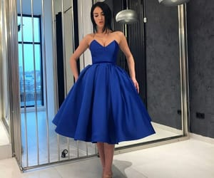 blue, look, and style image