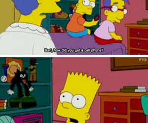 funny and the simpsons image