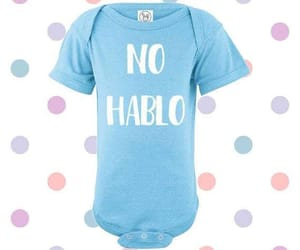 baby clothes, gift for baby, and cute baby clothes image