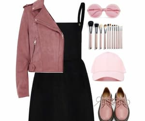 black, Polyvore, and shoes image