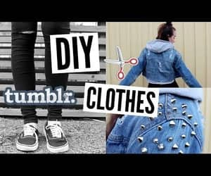 clothes, denim, and grunge image