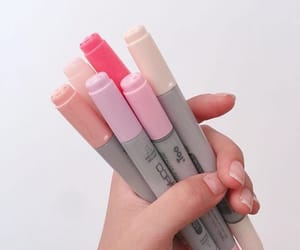 draw and pink image