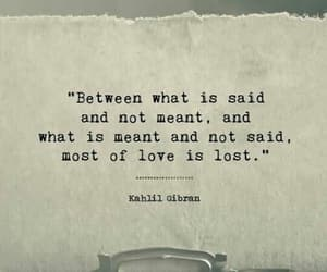 heart, lost, and quote image