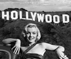 vintage, hollywood, and Marilyn Monroe image