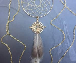 dream catcher, time turner, and travel image
