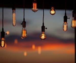 evening, lanterns, and light image