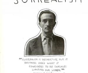 surrealism, salvador dali, and art image