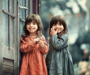 beautiful, children, and family image