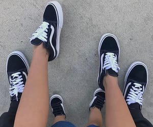 family, shoes, and vans image