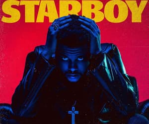 starboy, the weeknd, and music image