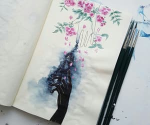 art and draw image