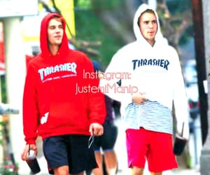 edit, twins, and justin bieber image