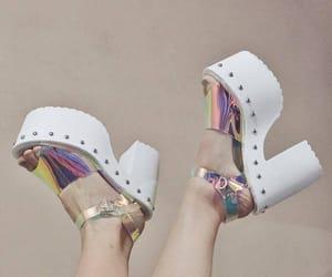 fashion, platform, and sandals image