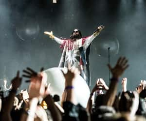 30 seconds to mars, jared leto, and monolith tour image