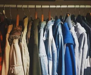 article, closet, and poem image