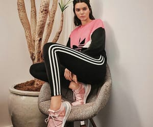 adidas, model, and pretty image